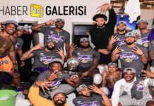 LA Lakers Sonunda NBA Finalinde